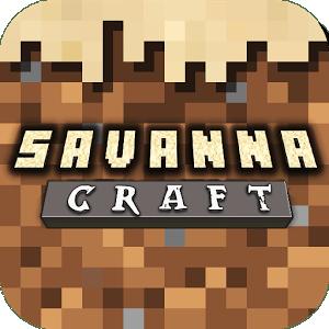 Download Savanna Craft Android App for PC/ Savanna Craft on PC