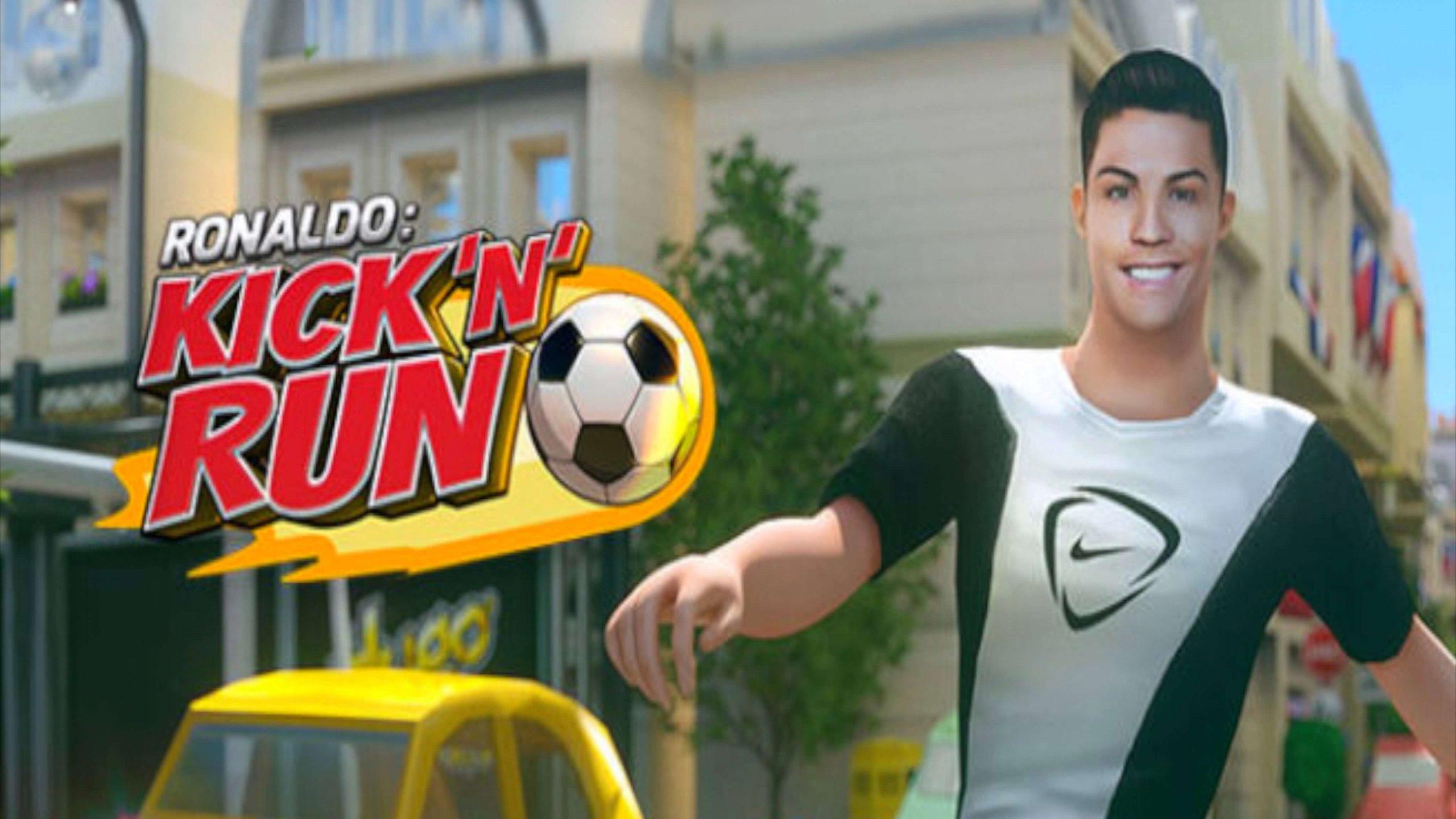 Download Christian Ronald: Kick 'n' run For PC