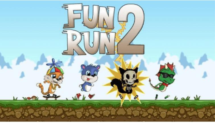 Fun Run 2: Multiplayer Running Race For PC